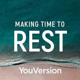 Udělat si čas na odpočinek