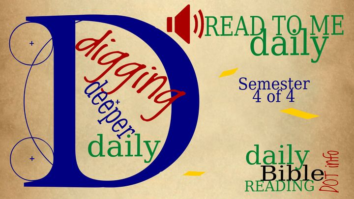 Read To Me Daily Semester 4
