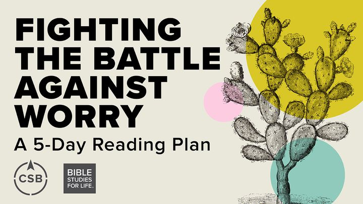Fighting The Battle Against Worry -  How The Sermon On The Mount Changes Everything
