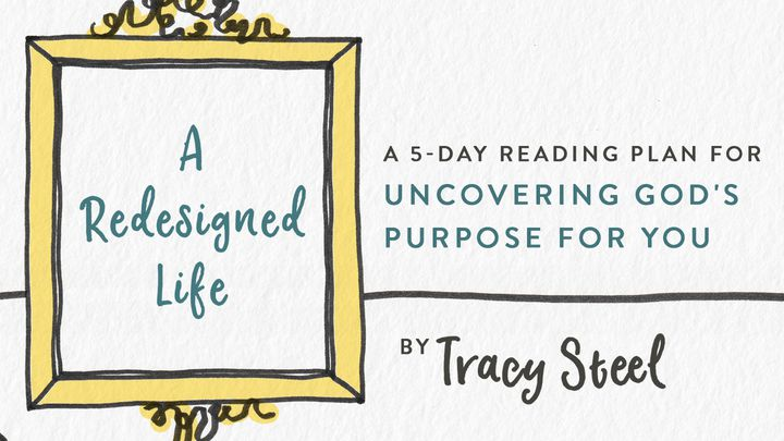 A Redesigned Life By Tracy Steel