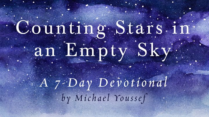 Counting Stars In An Empty Sky By Michael Youssef
