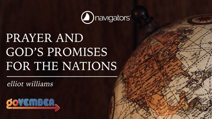 Prayer and God's Promises for the Nations