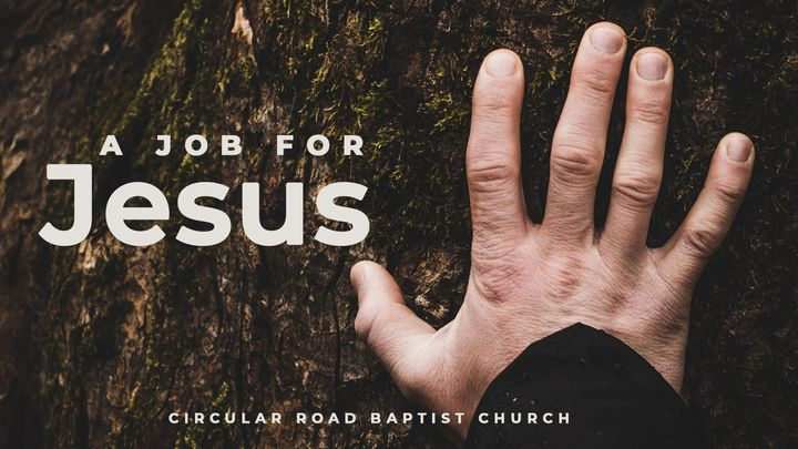 A Job for Jesus