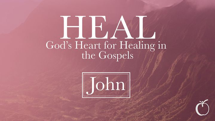 HEAL - God's Heart for Healing in John