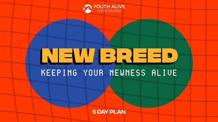 New Breed - Keeping Your Newness Alive