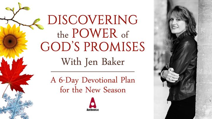 Discovering the Power of God's Promises: A 6-Day Devotional Plan for the New Season