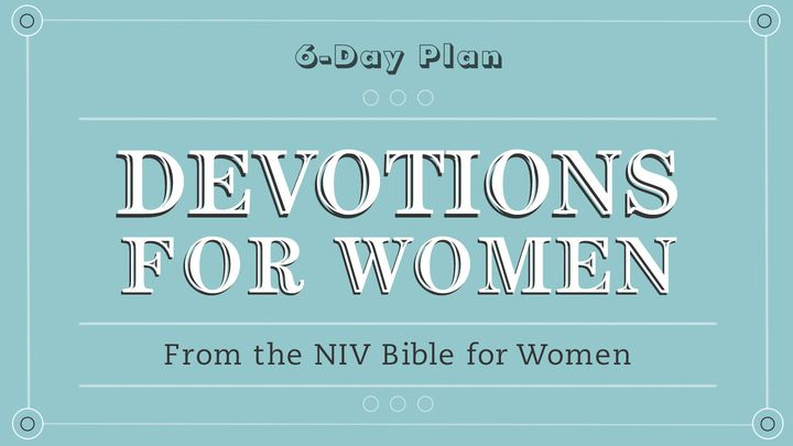 Devotions & Reflections For Women