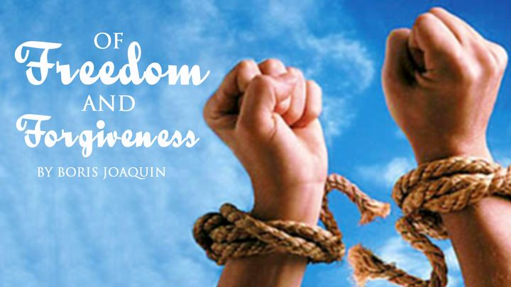 On Freedom And Forgiveness