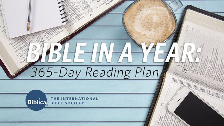 Bible in a Year: 365-Day Reading Plan