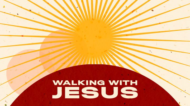 Walking With Jesus: An Easter Devotional