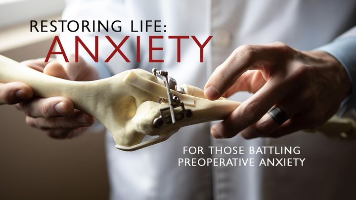 Restoring Life: Anxiety