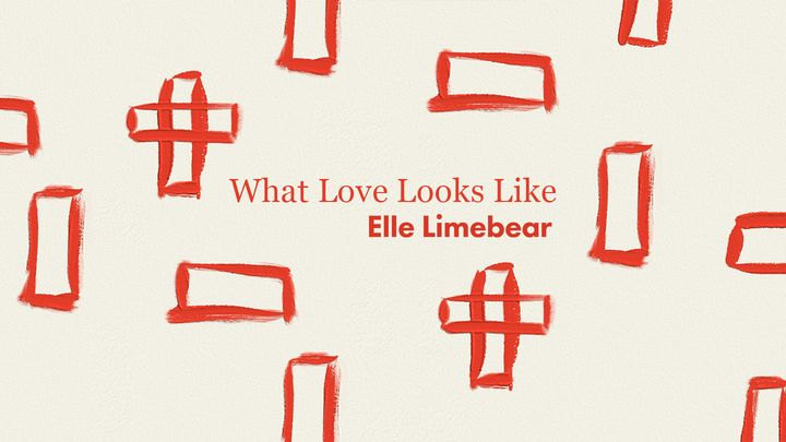 What Love Looks Like from Elle Limebear