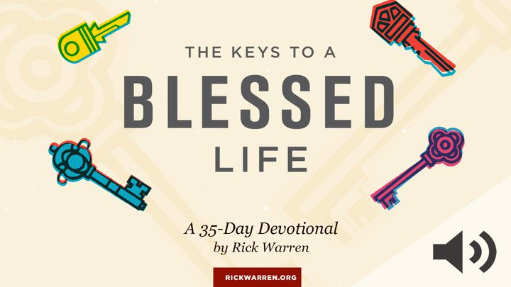 Keys To A Blessed Life