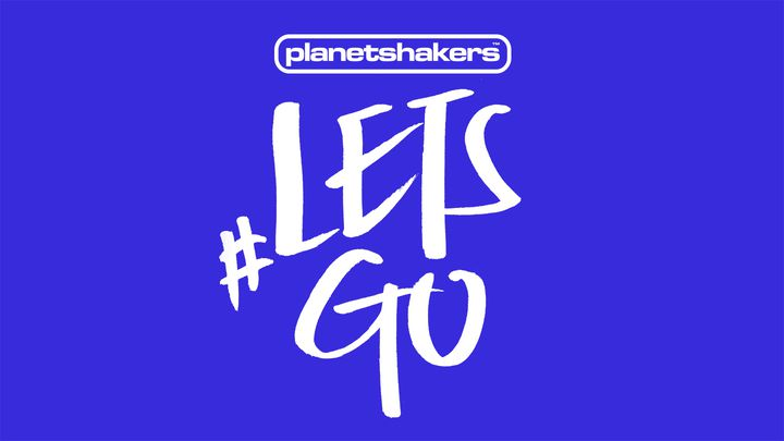 #LETSGO 14 Day Devotional By Planetshakers