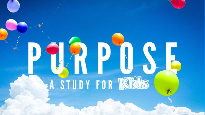 Purpose: A Plan for Kids
