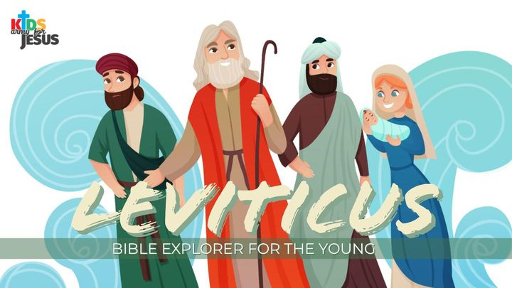 Bible Explorer for the Young (Leviticus)