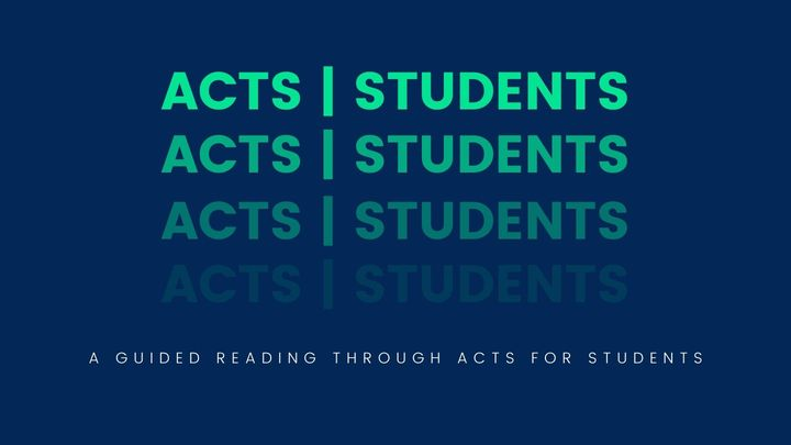ACTS - A Summer Plan for Students