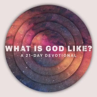 上帝好像什麼呢?一個 21天的讀經計畫