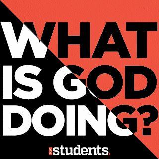 O Que É Que Deus Está A Fazer?
