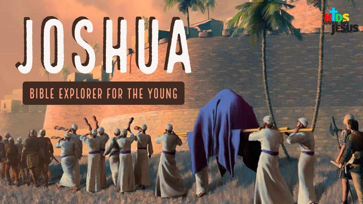 Bible Explorer for the Young (Joshua)