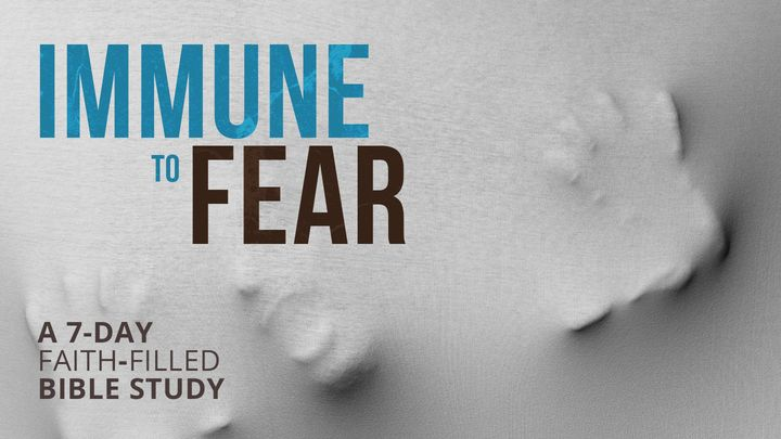 Immune to Fear  Week 4
