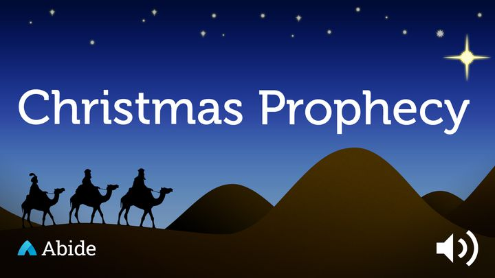 A Christmas Prophecy Devotional