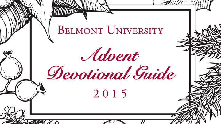 Belmont University Advent Guide