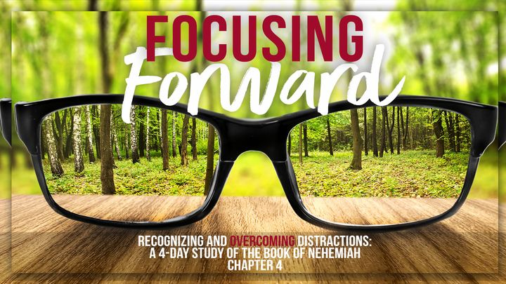 Focusing Forward: Recognizing and Overcoming Distraction