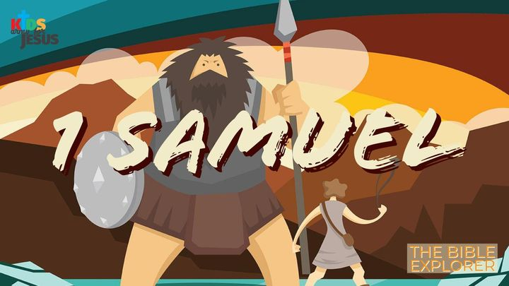 Bible Explorer for the Young (1 Samuel)