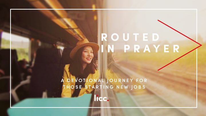Routed in Prayer: A Devotional for Those Starting New Jobs