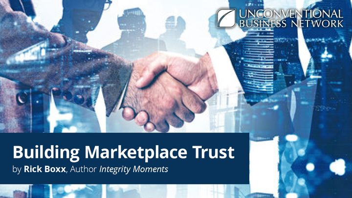 Building Marketplace TRUST