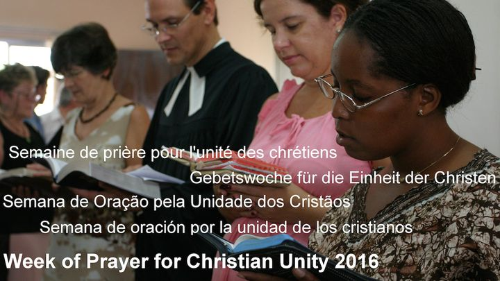 Week Of Prayer For Christian Unity 2016