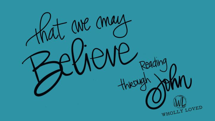 That We may Believe: Reading Through John