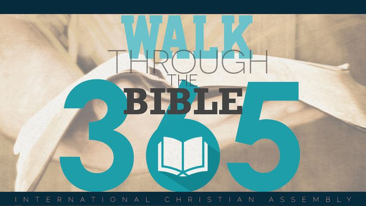 Walk Through The Bible 365 - January