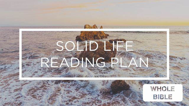 "Solid Life ""Whole Bible"" Reading Plan"