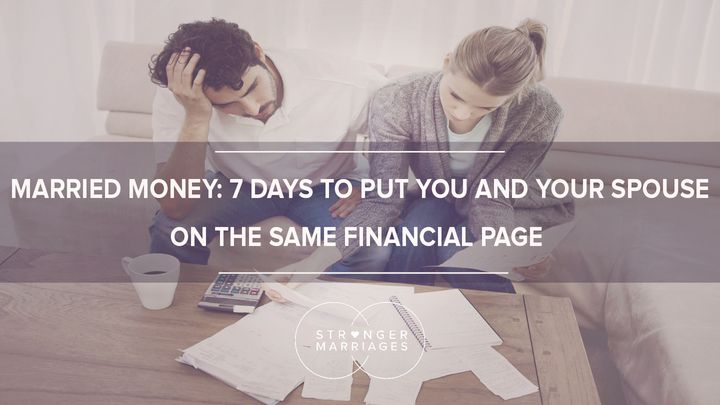 Get On The Same Financial Page In 7 Days