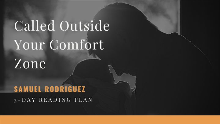 Called Outside Your Comfort Zone