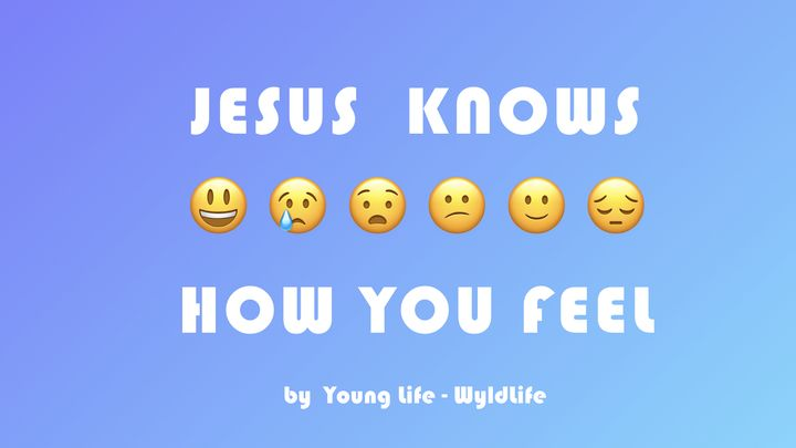 Jesus Knows How You Feel