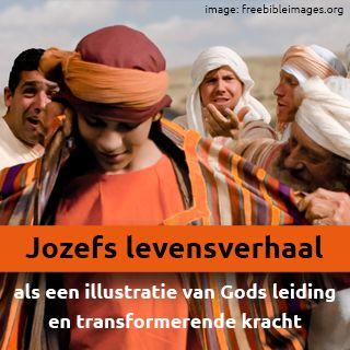Jozefs levensverhaal als een illustratie van Gods leiding