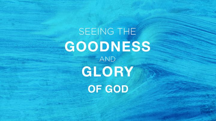 Seeing the Goodness and Glory of God