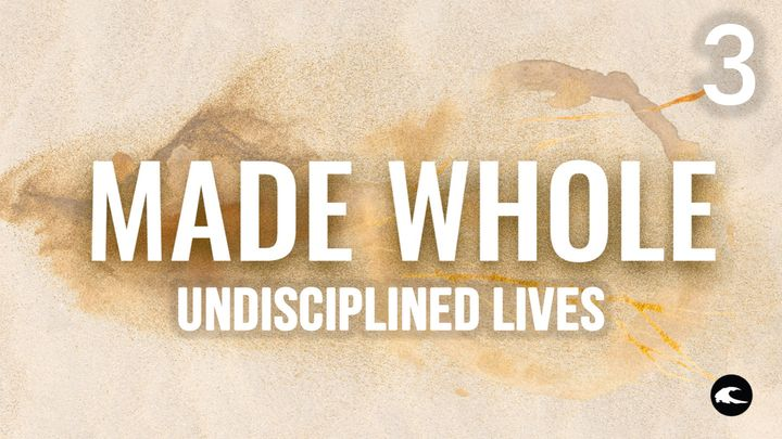 Made Whole #3 - Undisciplined Lives