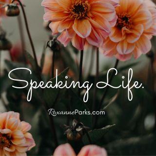 說造就生命的言語