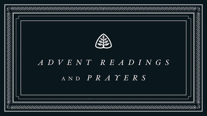 Advent Readings and Prayers
