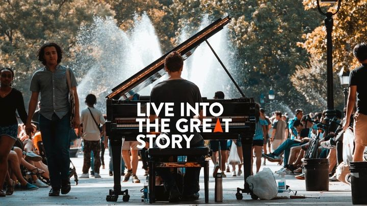 Thrive in the City by Living Into the Great Story