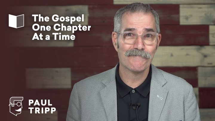 Old Testament Bible Study Summary With Paul David Tripp