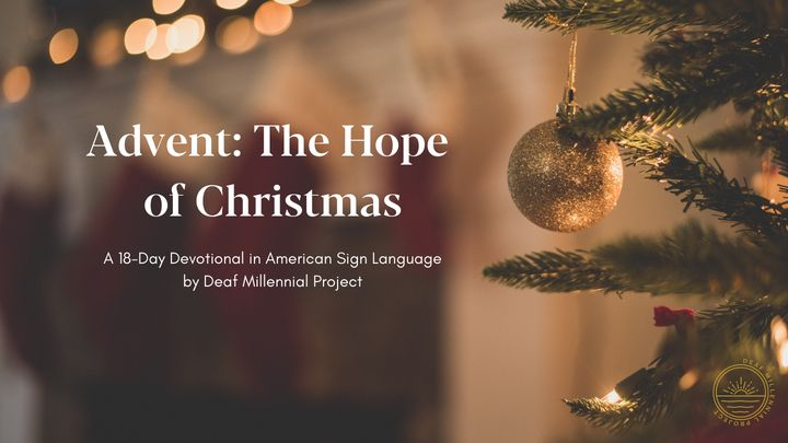 Advent: The Hope of Christmas