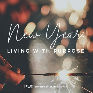 New Year: Living With Purpose