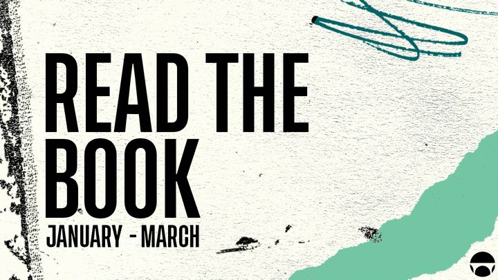 Read the Book: January - March