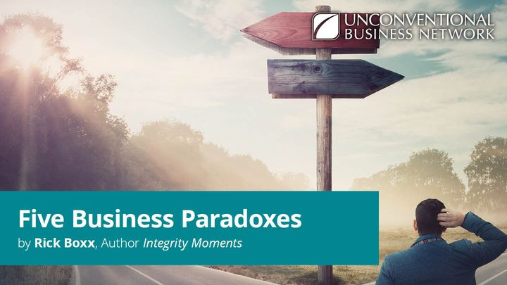 Five Business Paradoxes