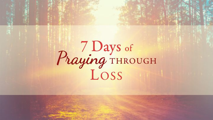 7 Days Of Praying Through Loss